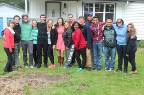 GCSU council retreat 2013